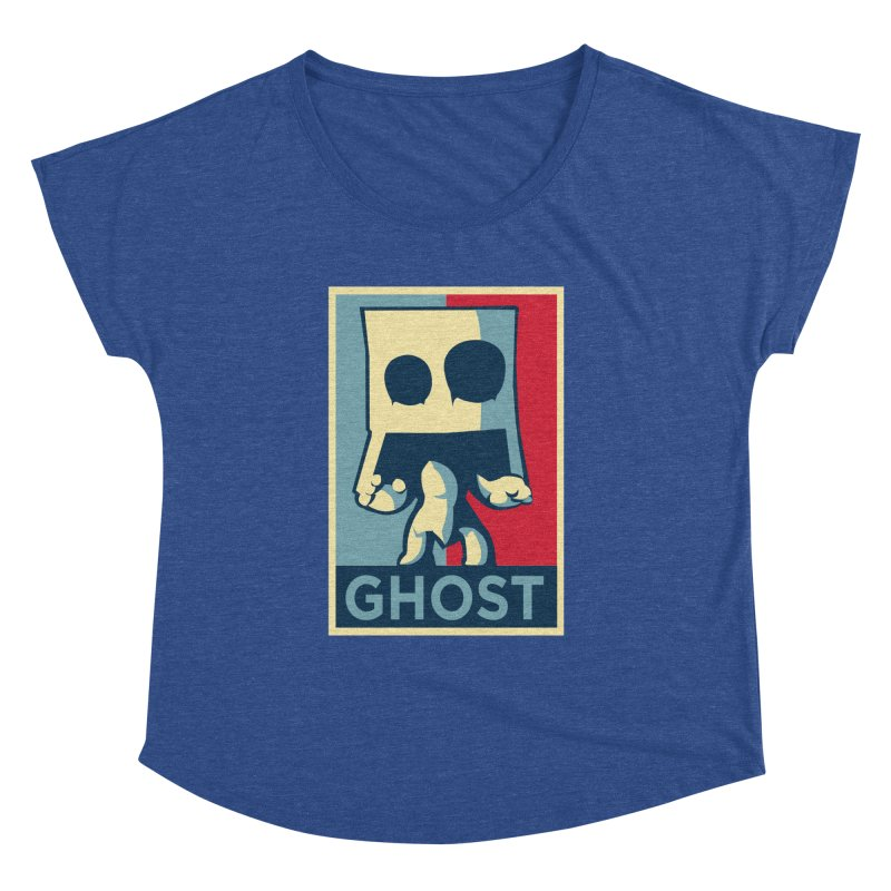 The Politics of BoxGhost Women's Dolman by Kappacino Creations