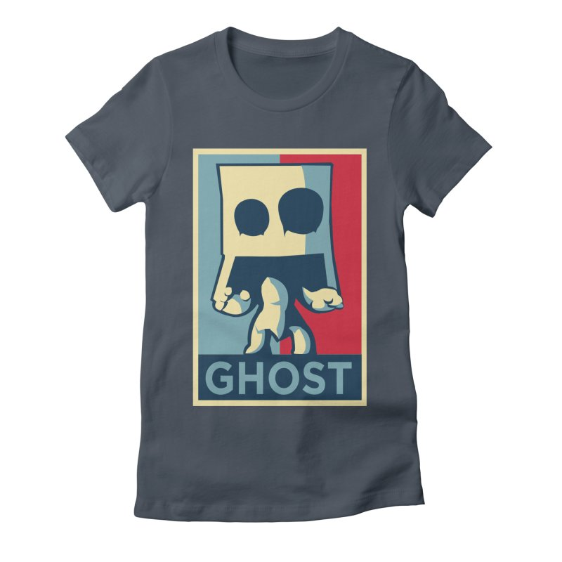 The Politics of BoxGhost Women's T-Shirt by Kappacino Creations