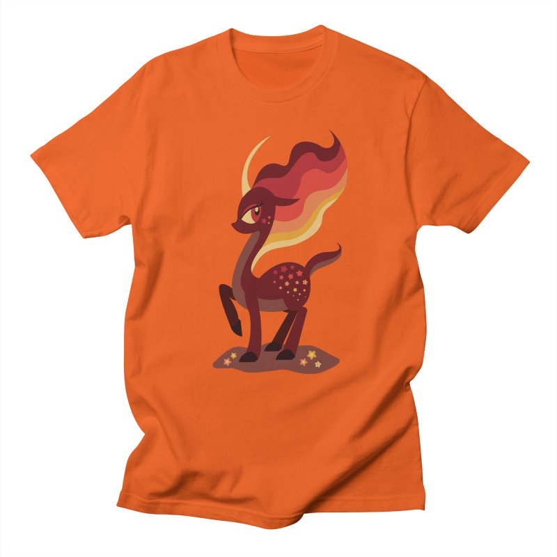 Fire of the Forest Men's T-Shirt by Kappacino Creations