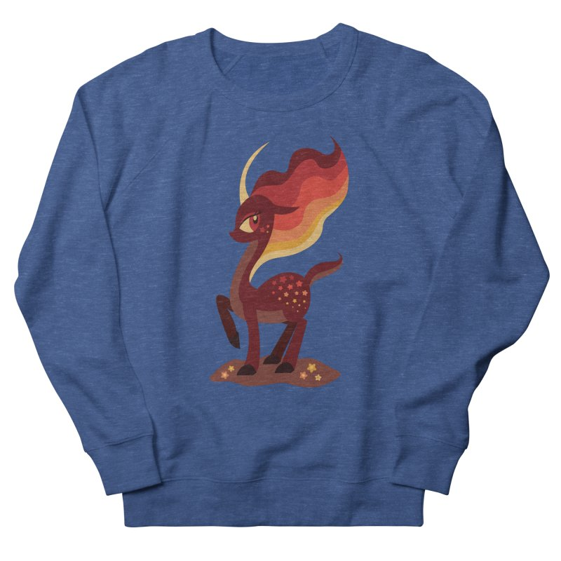 Fire of the Forest Men's Sweatshirt by Kappacino Creations