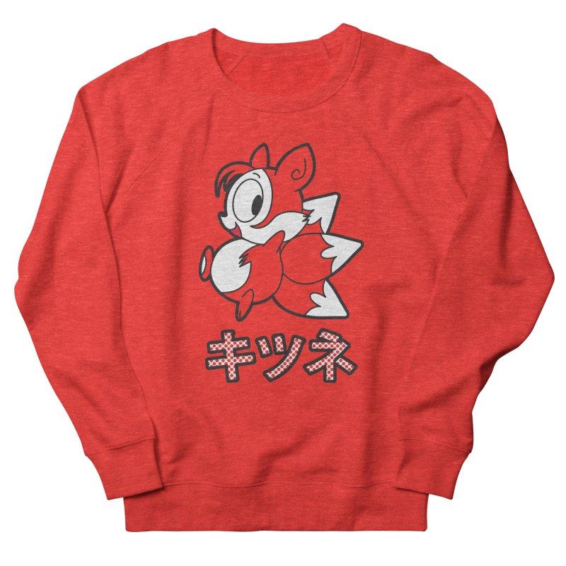 Katakana Kitsune Women's Sweatshirt by Kappacino Creations