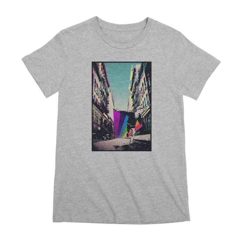 THE STREETS WILL ALWAYS BE OURS Women's T-Shirt by · STUDI X-LEE ·