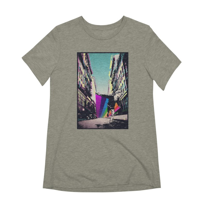 THE STREETS WILL ALWAYS BE OURS Women's Extra Soft T-Shirt by · STUDI X-LEE ·