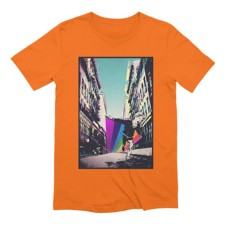 THE STREETS WILL ALWAYS BE OURS Men's T-Shirt by · STUDI X-LEE ·