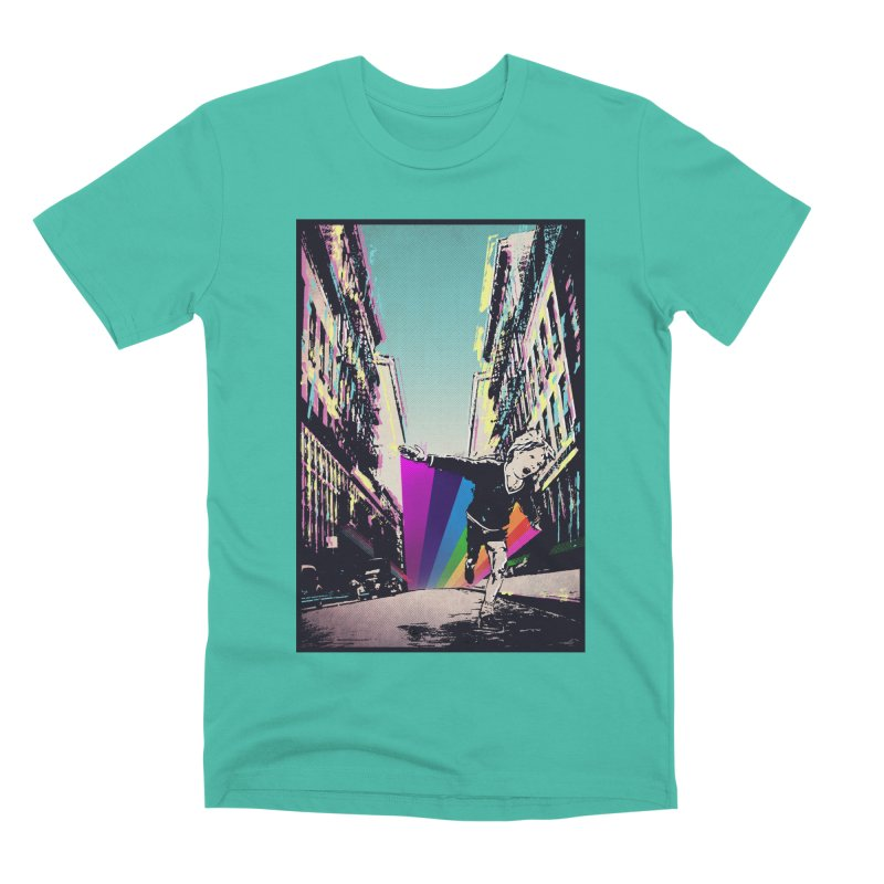 THE STREETS WILL ALWAYS BE OURS Men's Premium T-Shirt by · STUDI X-LEE ·