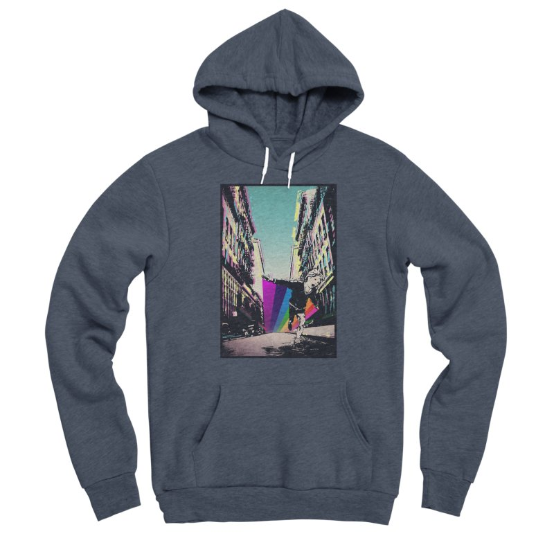 THE STREETS WILL ALWAYS BE OURS Men's Pullover Hoody by · STUDI X-LEE ·