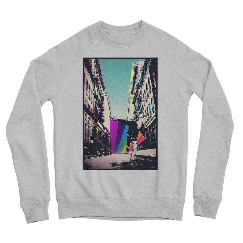 THE STREETS WILL ALWAYS BE OURS Men's Sponge Fleece Sweatshirt by · STUDI X-LEE ·