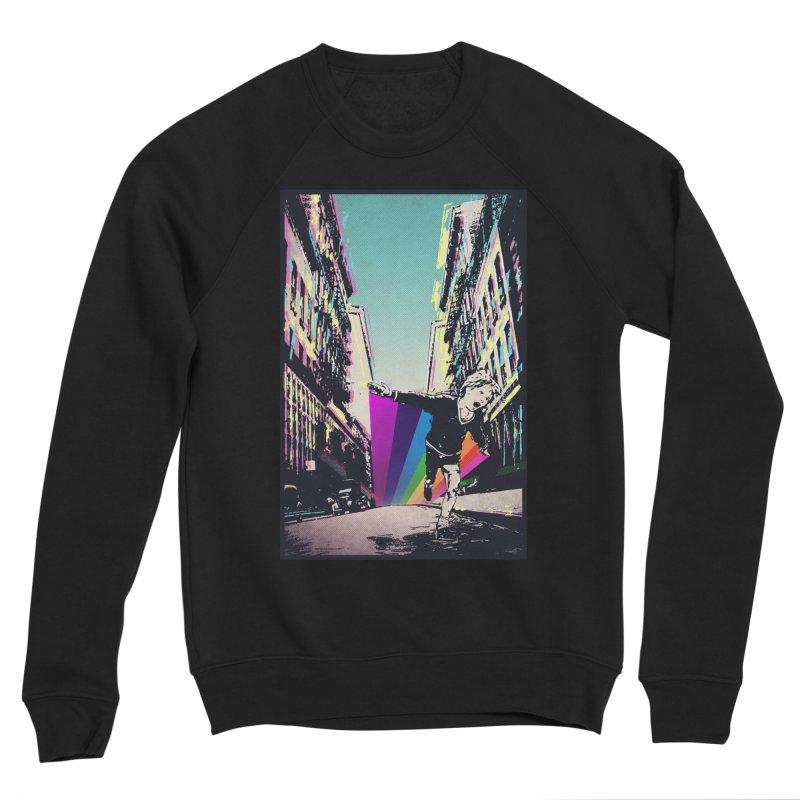 THE STREETS WILL ALWAYS BE OURS Women's Sponge Fleece Sweatshirt by · STUDI X-LEE ·