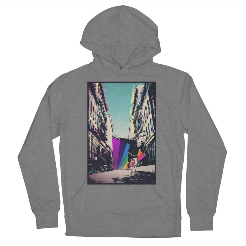 THE STREETS WILL ALWAYS BE OURS Women's Pullover Hoody by · STUDI X-LEE ·