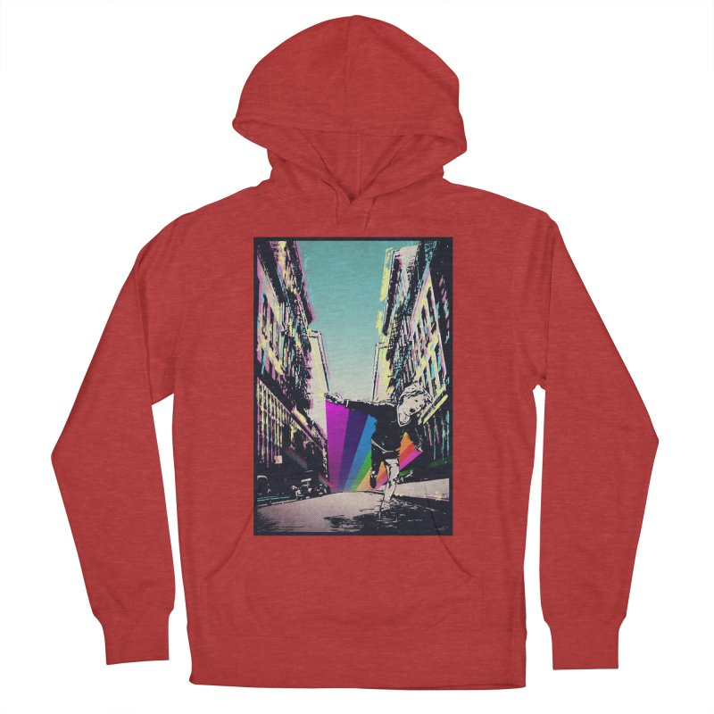 THE STREETS WILL ALWAYS BE OURS Women's French Terry Pullover Hoody by · STUDI X-LEE ·