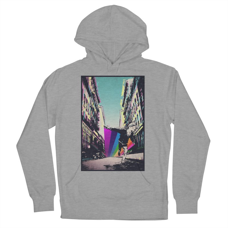 THE STREETS WILL ALWAYS BE OURS Men's French Terry Pullover Hoody by · STUDI X-LEE ·