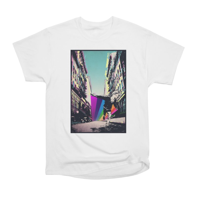 THE STREETS WILL ALWAYS BE OURS Men's Heavyweight T-Shirt by · STUDI X-LEE ·