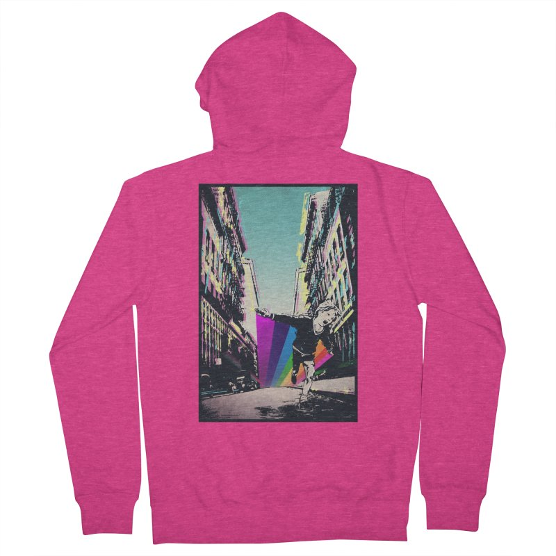 THE STREETS WILL ALWAYS BE OURS Women's French Terry Zip-Up Hoody by · STUDI X-LEE ·