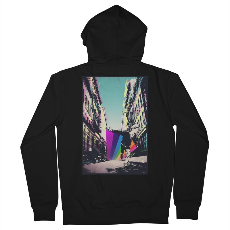 THE STREETS WILL ALWAYS BE OURS Women's Zip-Up Hoody by · STUDI X-LEE ·