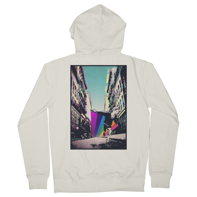 THE STREETS WILL ALWAYS BE OURS Men's Zip-Up Hoody by · STUDI X-LEE ·