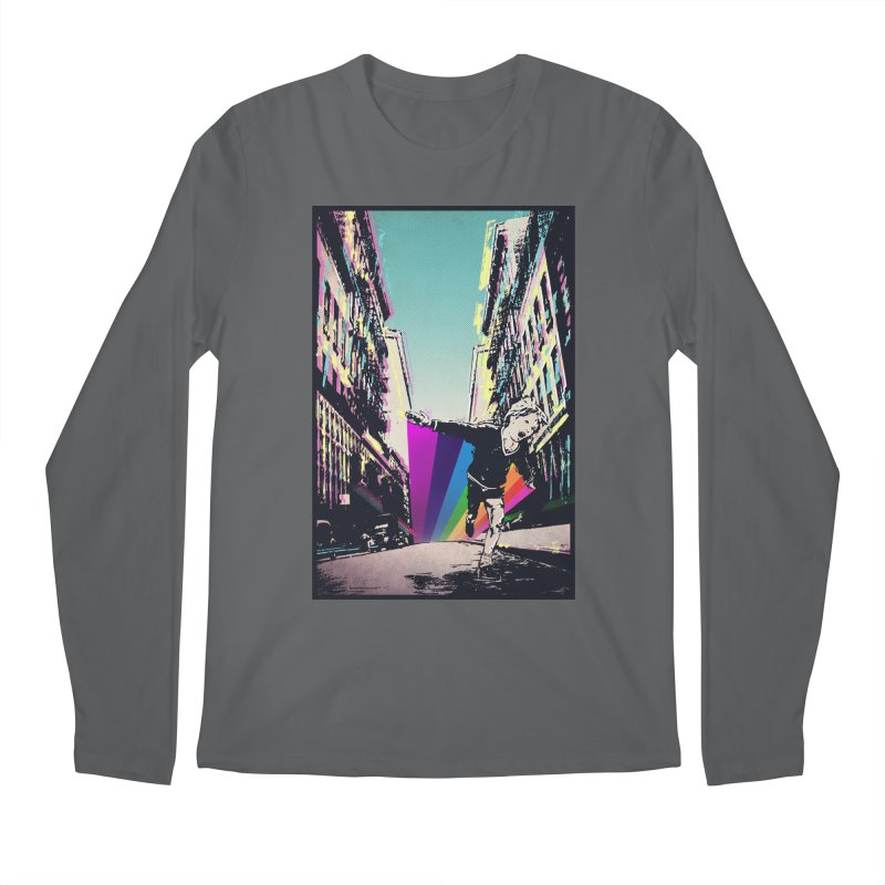 THE STREETS WILL ALWAYS BE OURS Men's Longsleeve T-Shirt by · STUDI X-LEE ·