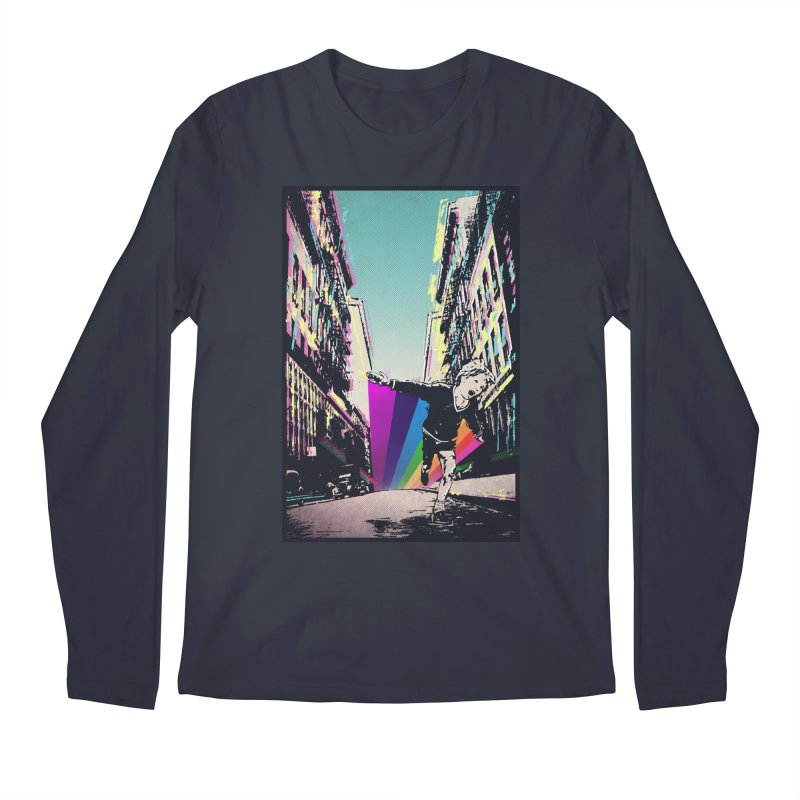 THE STREETS WILL ALWAYS BE OURS Men's Regular Longsleeve T-Shirt by · STUDI X-LEE ·