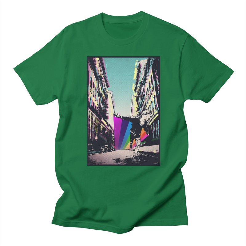 THE STREETS WILL ALWAYS BE OURS Men's Regular T-Shirt by · STUDI X-LEE ·