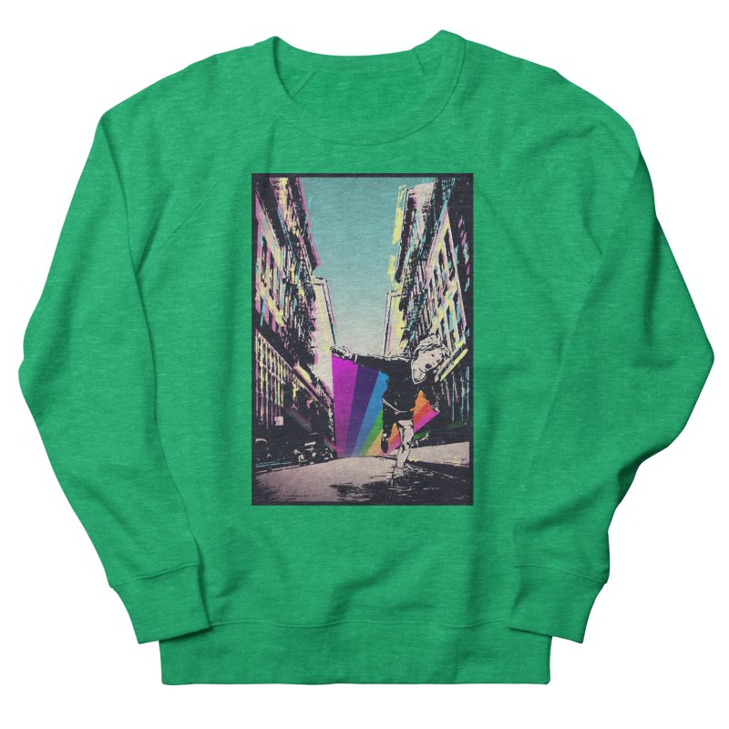 THE STREETS WILL ALWAYS BE OURS Men's French Terry Sweatshirt by · STUDI X-LEE ·