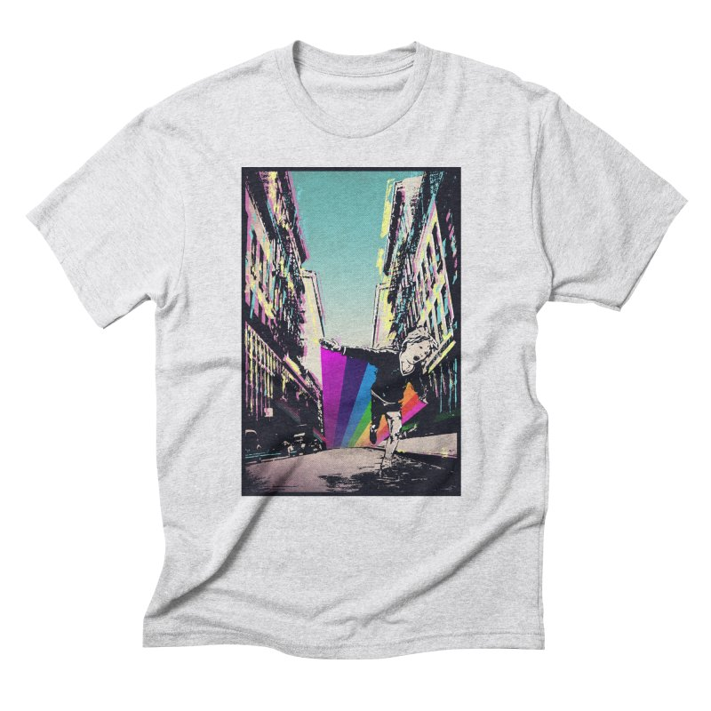 THE STREETS WILL ALWAYS BE OURS Men's Triblend T-Shirt by · STUDI X-LEE ·