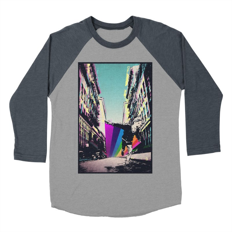 THE STREETS WILL ALWAYS BE OURS Women's Baseball Triblend Longsleeve T-Shirt by · STUDI X-LEE ·