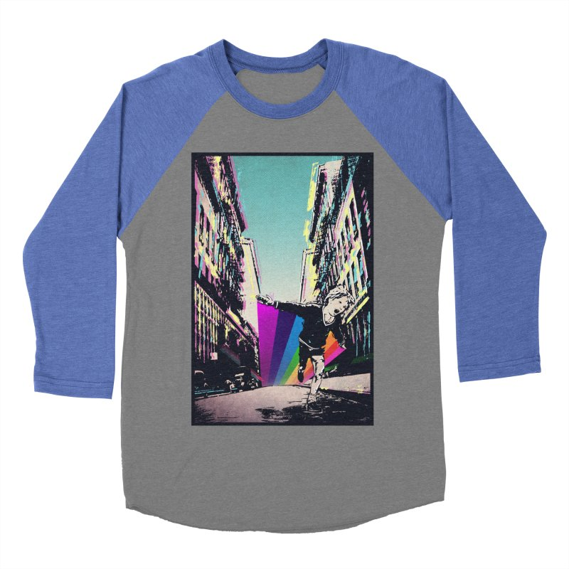 THE STREETS WILL ALWAYS BE OURS Men's Baseball Triblend Longsleeve T-Shirt by · STUDI X-LEE ·
