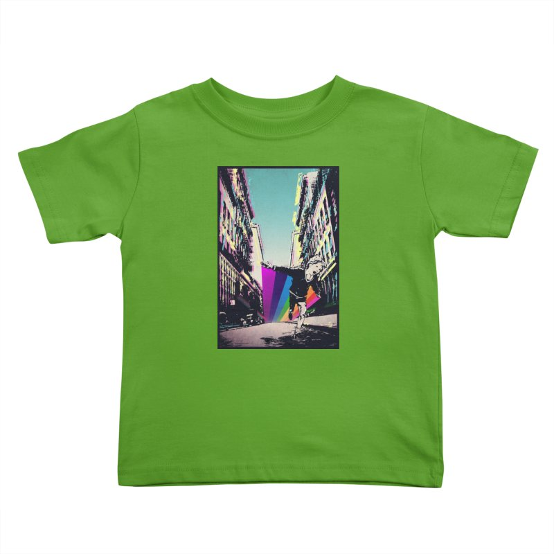 THE STREETS WILL ALWAYS BE OURS Kids Toddler T-Shirt by · STUDI X-LEE ·