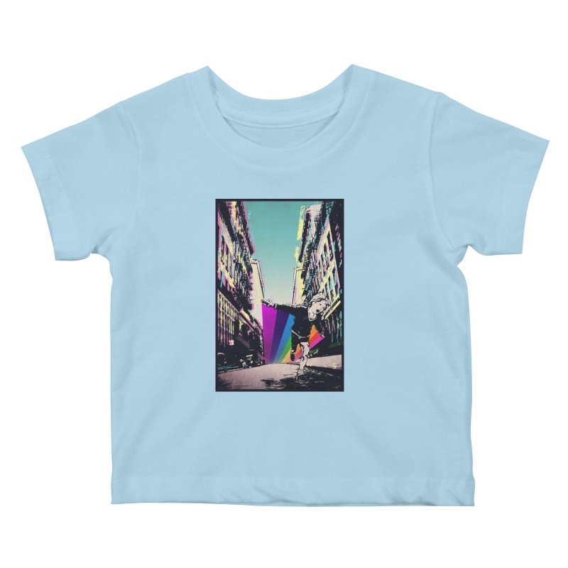 THE STREETS WILL ALWAYS BE OURS Kids Baby T-Shirt by · STUDI X-LEE ·