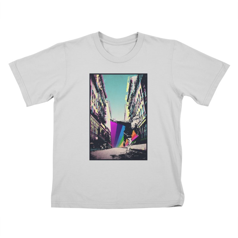 THE STREETS WILL ALWAYS BE OURS Kids T-Shirt by · STUDI X-LEE ·