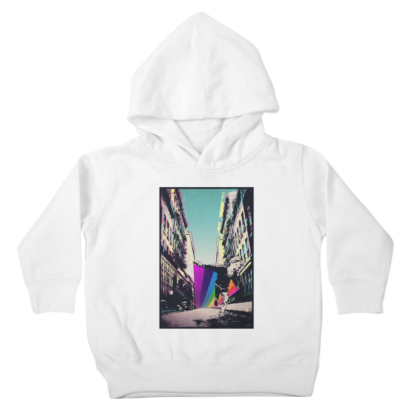THE STREETS WILL ALWAYS BE OURS Kids Toddler Pullover Hoody by · STUDI X-LEE ·