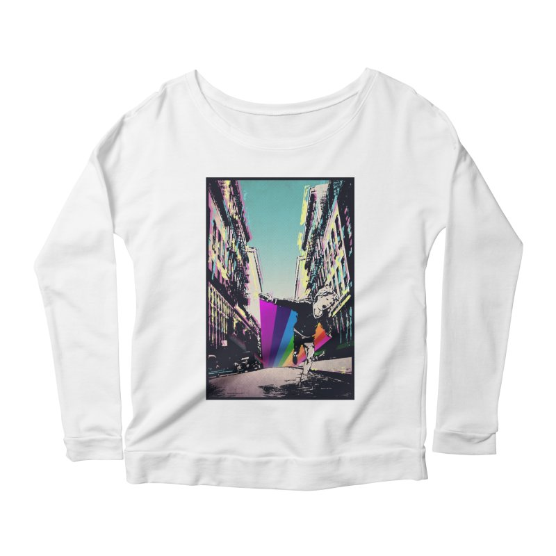 THE STREETS WILL ALWAYS BE OURS Women's Longsleeve T-Shirt by · STUDI X-LEE ·