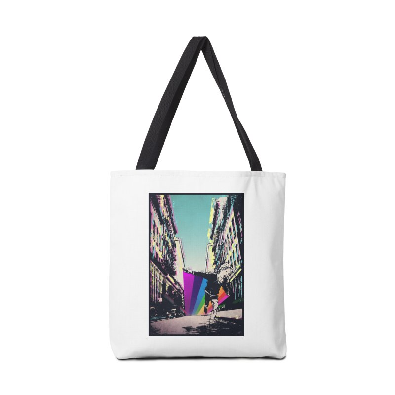 THE STREETS WILL ALWAYS BE OURS Accessories Bag by · STUDI X-LEE ·