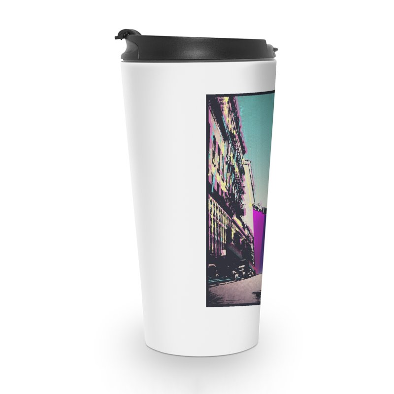 THE STREETS WILL ALWAYS BE OURS Accessories Travel Mug by · STUDI X-LEE ·