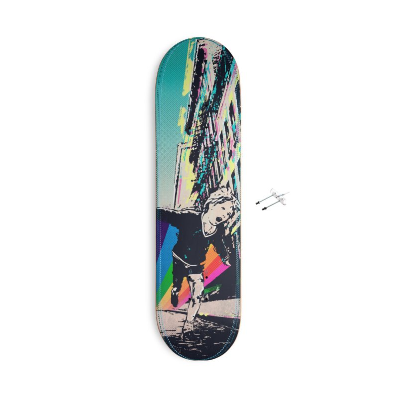 THE STREETS WILL ALWAYS BE OURS Accessories Skateboard by · STUDI X-LEE ·