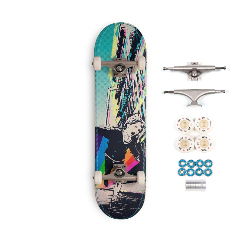 THE STREETS WILL ALWAYS BE OURS Accessories Complete - Premium Skateboard by · STUDI X-LEE ·