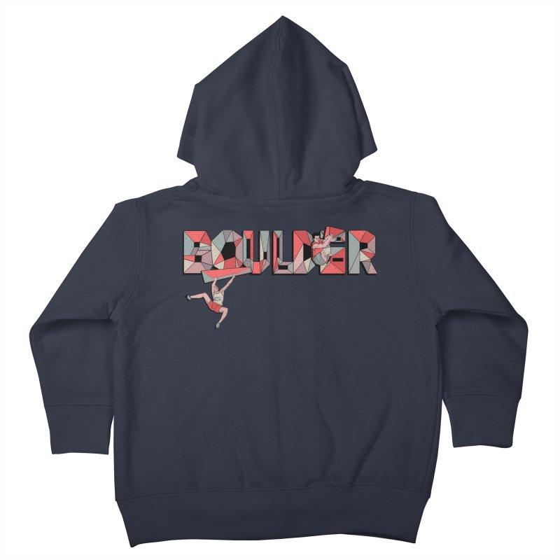 Red Boulder Kids Toddler Zip-Up Hoody by · STUDI X-LEE ·
