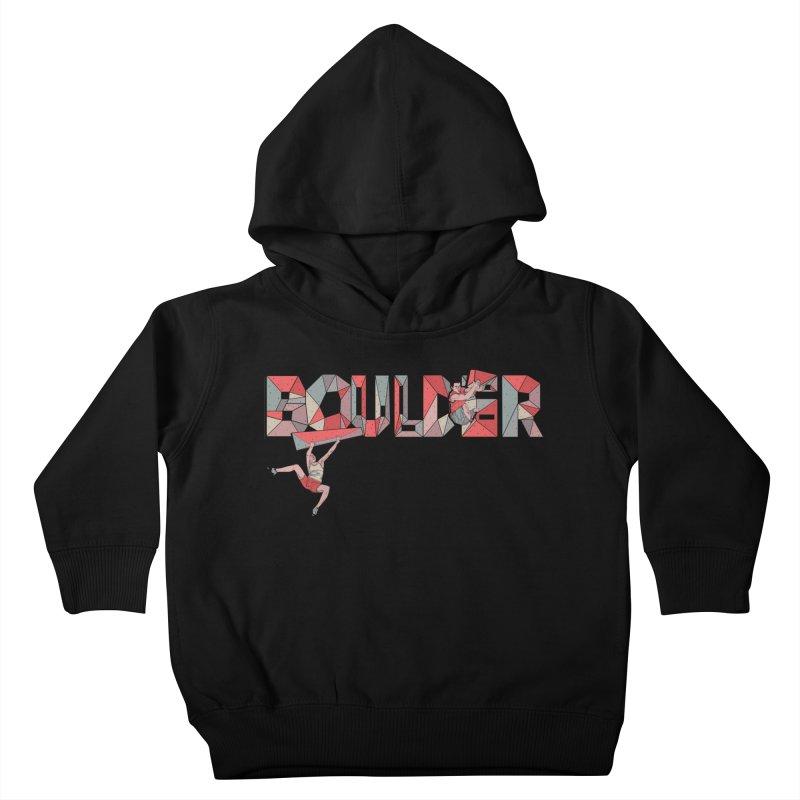 Red Boulder Kids Toddler Pullover Hoody by · STUDI X-LEE ·