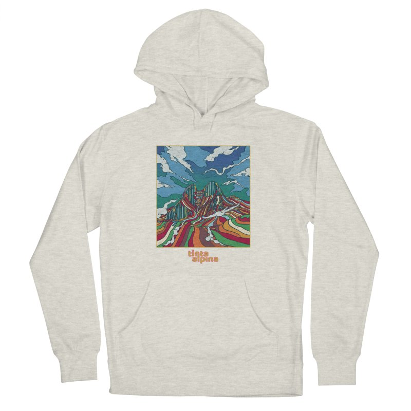 Pedraforca Men's French Terry Pullover Hoody by · STUDI X-LEE ·