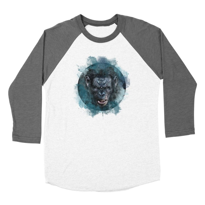 Humans Killer Women's Longsleeve T-Shirt by · STUDI X-LEE ·