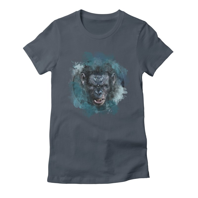 Humans Killer Women's T-Shirt by · STUDI X-LEE ·