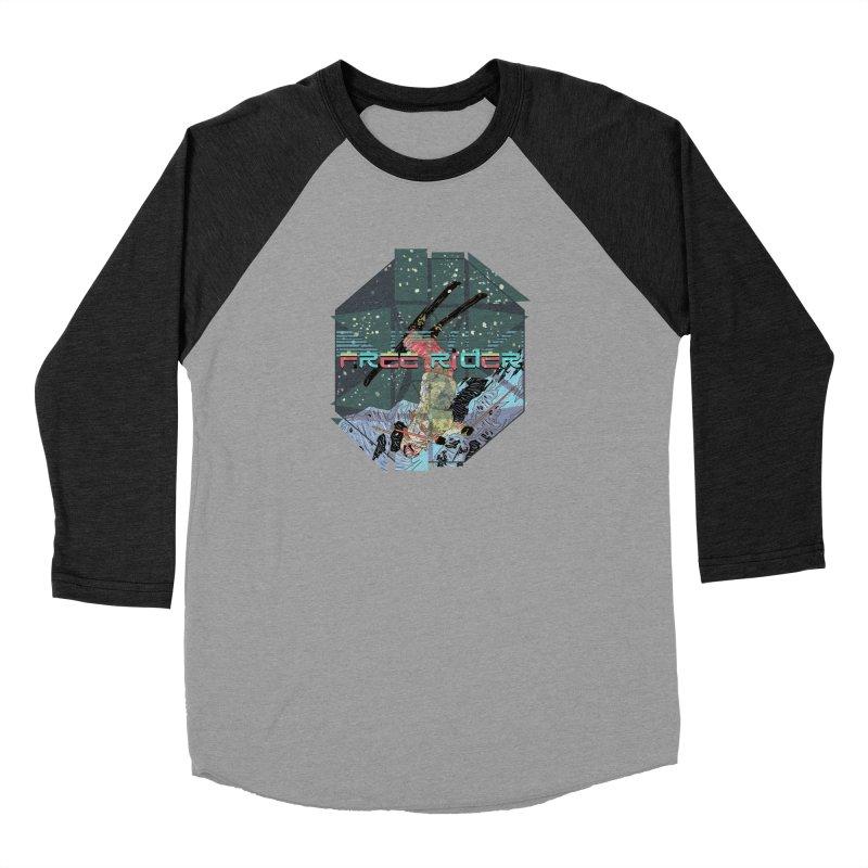 Free Rider Women's Longsleeve T-Shirt by · STUDI X-LEE ·
