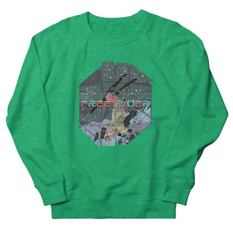 Free Rider Women's Sweatshirt by · STUDI X-LEE ·