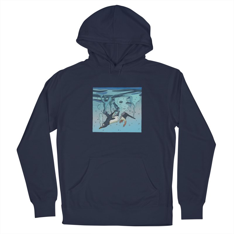 Penguin Men's Pullover Hoody by · STUDI X-LEE ·