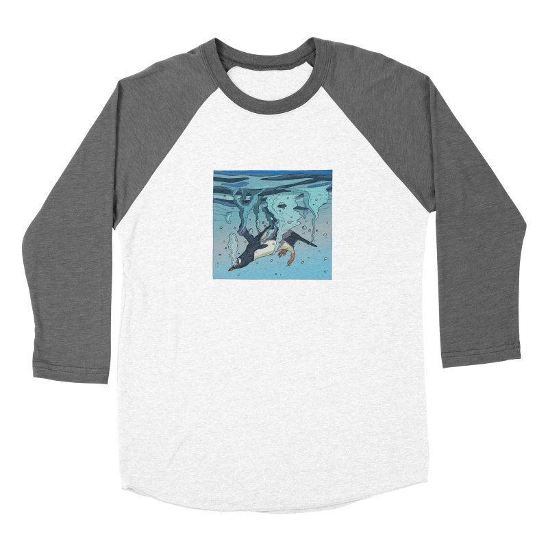 Penguin Women's Longsleeve T-Shirt by · STUDI X-LEE ·
