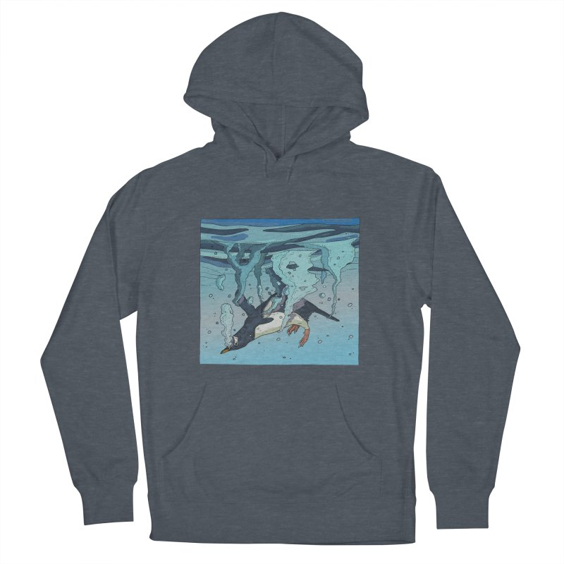 Penguin Men's French Terry Pullover Hoody by · STUDI X-LEE ·