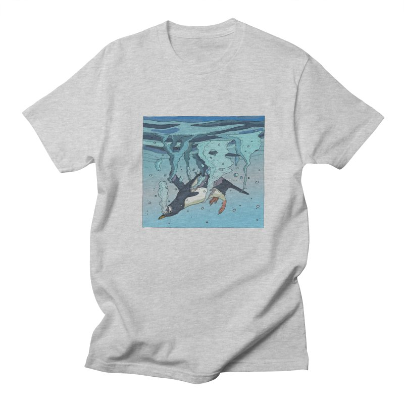 Penguin Men's T-Shirt by · STUDI X-LEE ·
