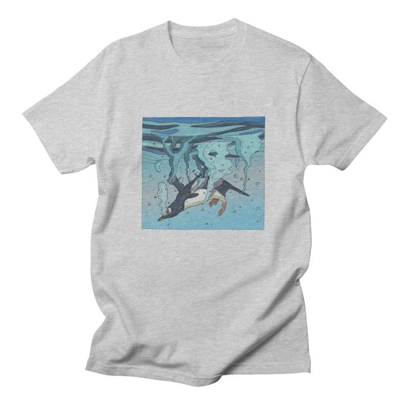 Penguin Men's T-Shirt by · STUDI X-LEE ·