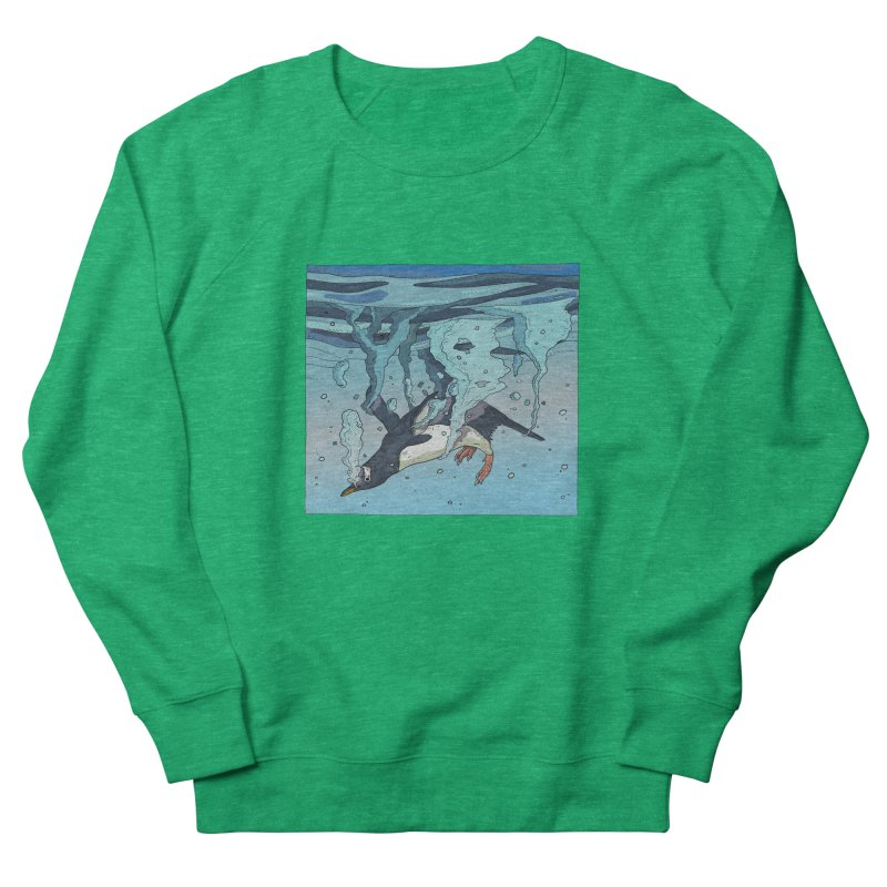 Penguin Women's Sweatshirt by · STUDI X-LEE ·