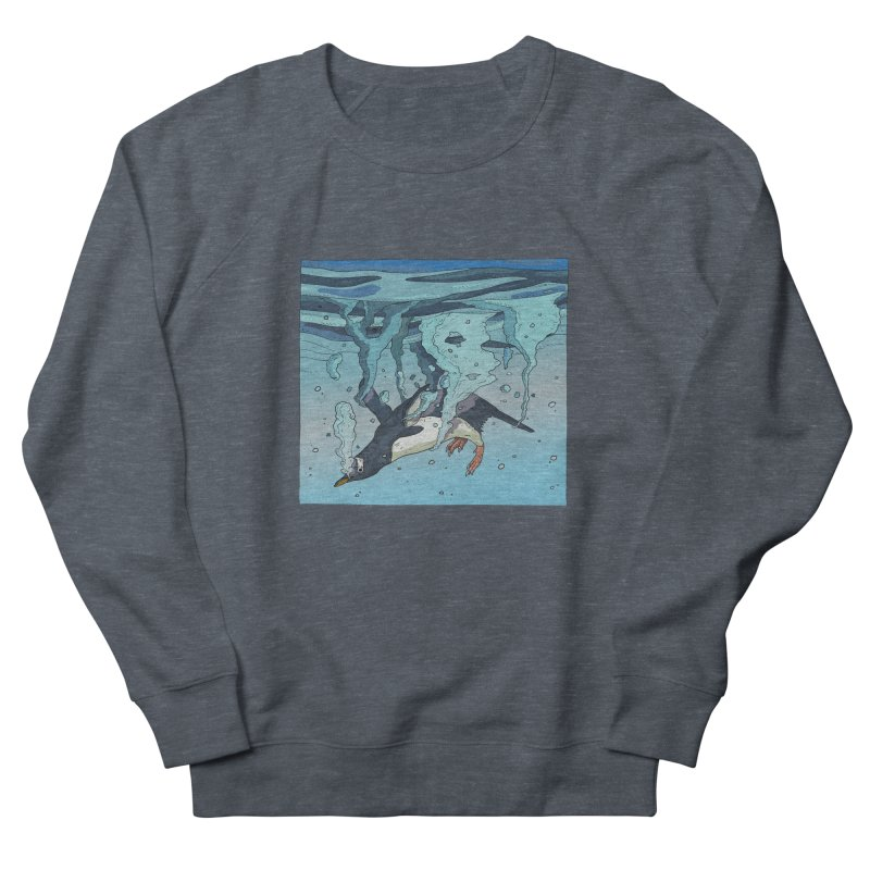 Penguin Men's Sweatshirt by · STUDI X-LEE ·
