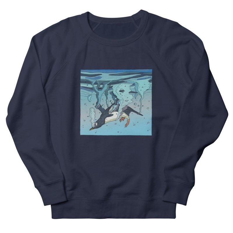 Penguin Men's French Terry Sweatshirt by · STUDI X-LEE ·